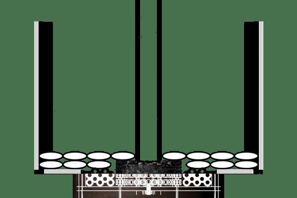 Fish tank filter design